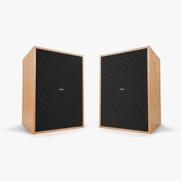 Shinola Audio Bookshelf Speakers