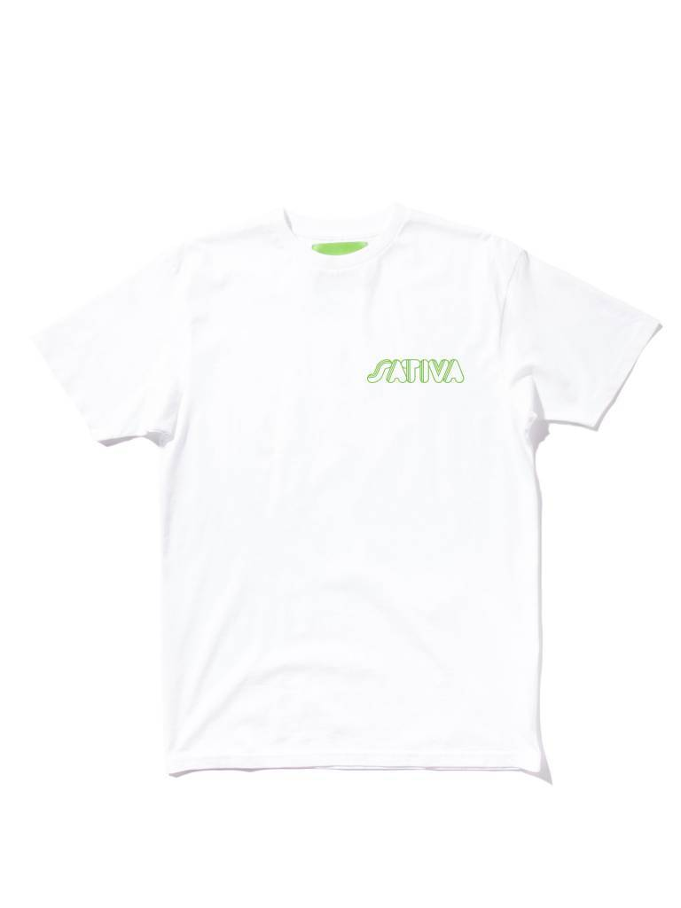 Mister Green Sativa Shirt White