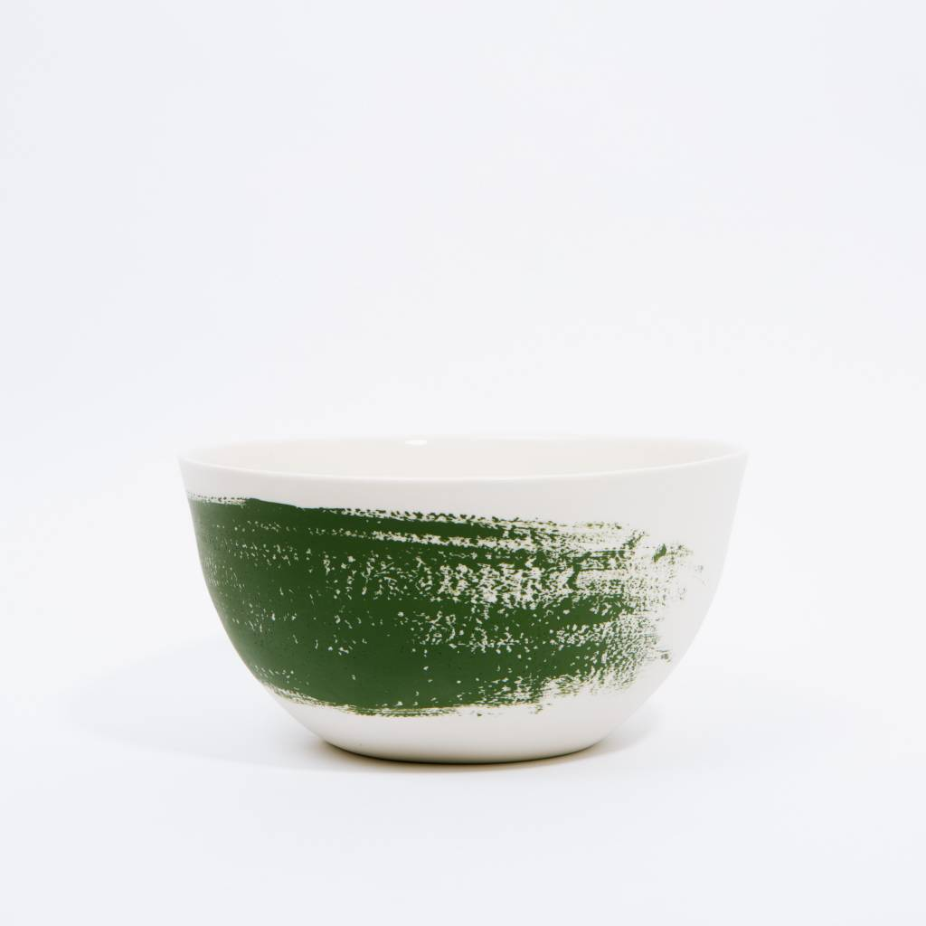 Sarah Cihat Sarah Cihat Brushstroke Serving Bowl