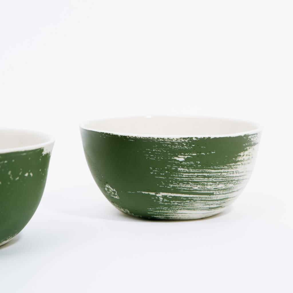 Sarah Cihat Sarah Cihat Brushstroke Serving Bowl