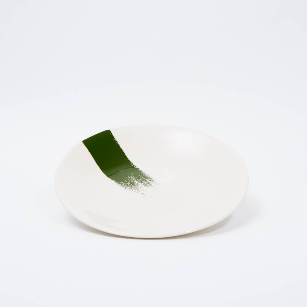 Sarah Cihat Sarah Cihat Brush Stroke Dinner Plate