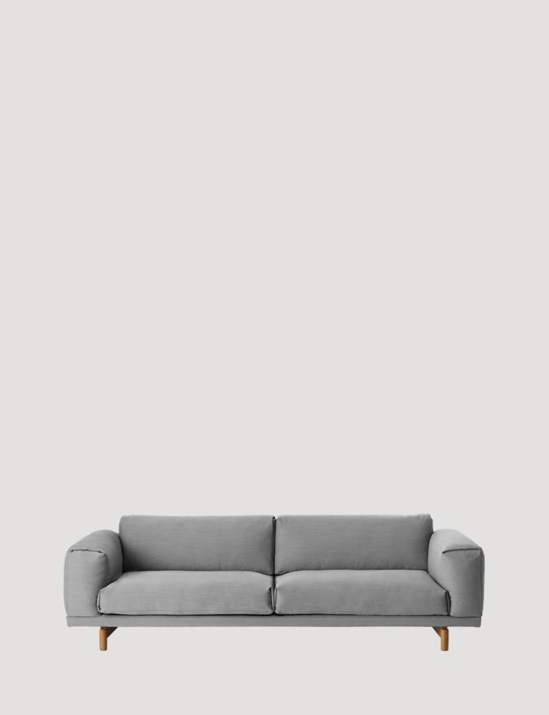 Muuto Muuto Rest Sofa 3 Seater