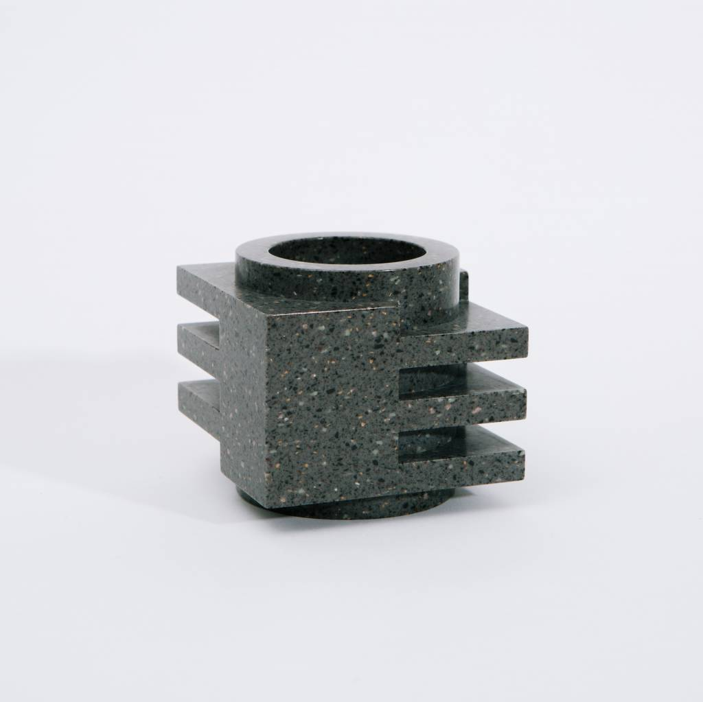 Spadone Home Deco Vessel Lava Granite