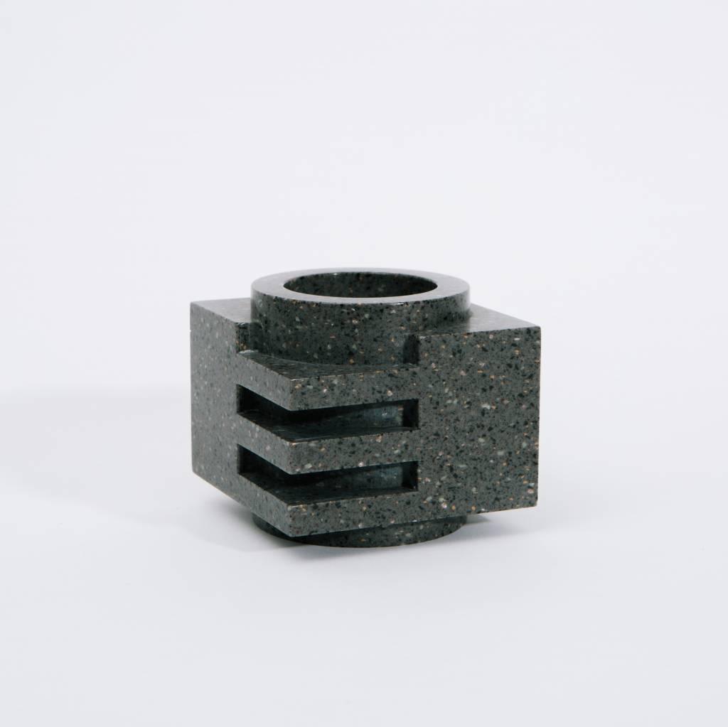 Spadone Home Deco Vessel Lava Granite