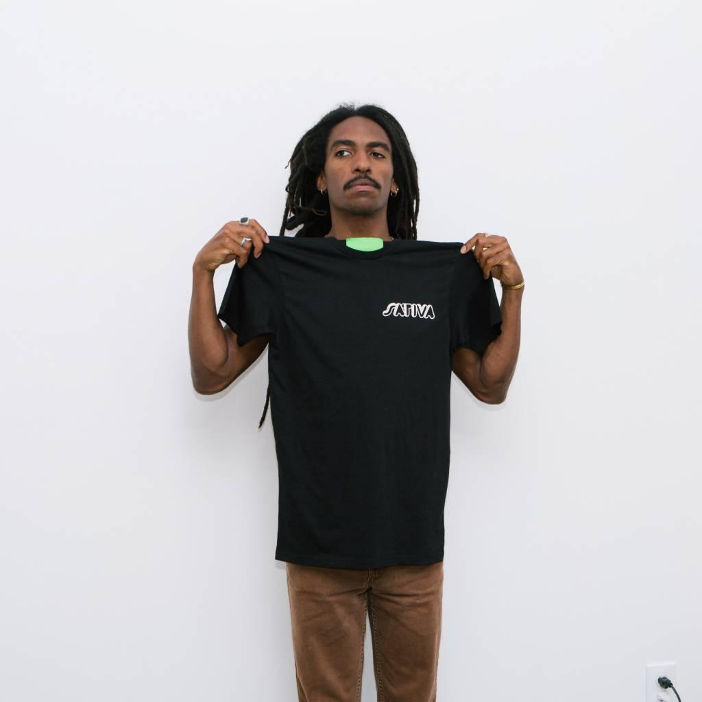 Mister Green Sativa Shirt Black