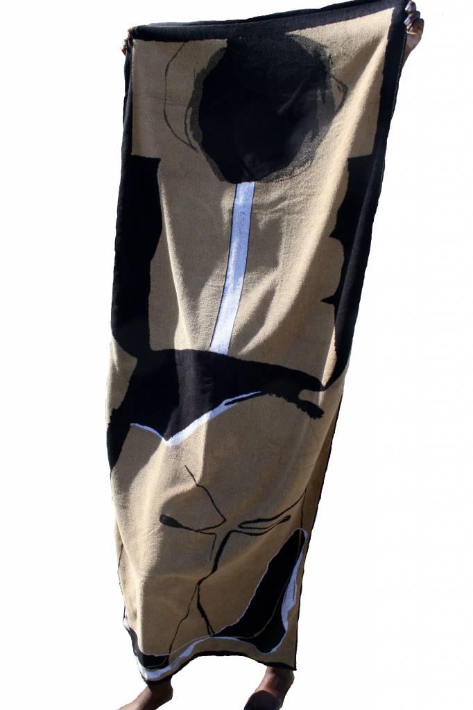 THE LIGHTER BODY TOWEL