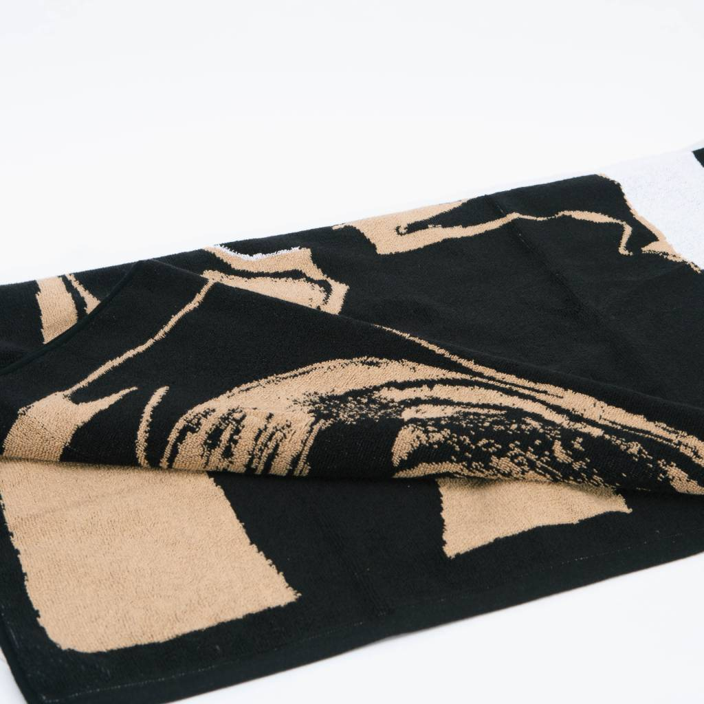 THE DARKER BODY TOWEL