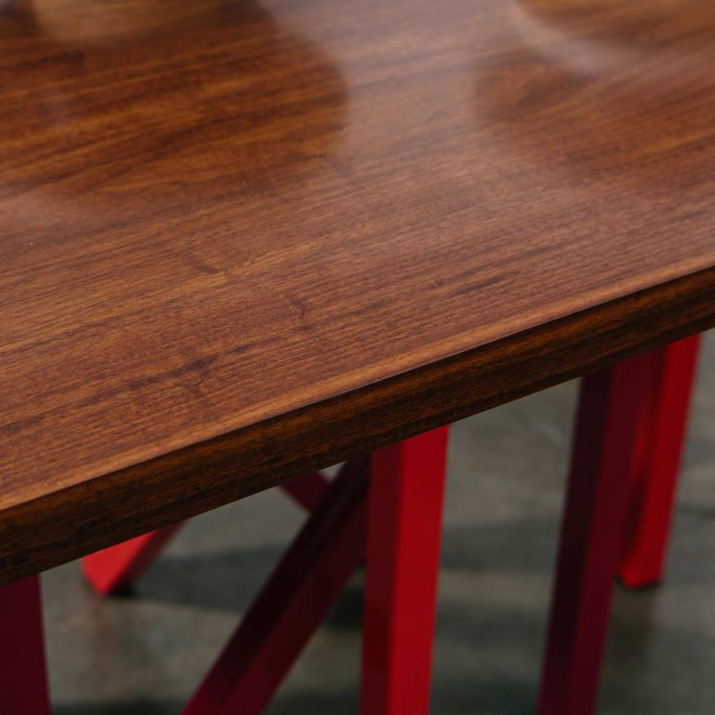 Alex Drew & No One Charlevoix Dining Table, Walnut