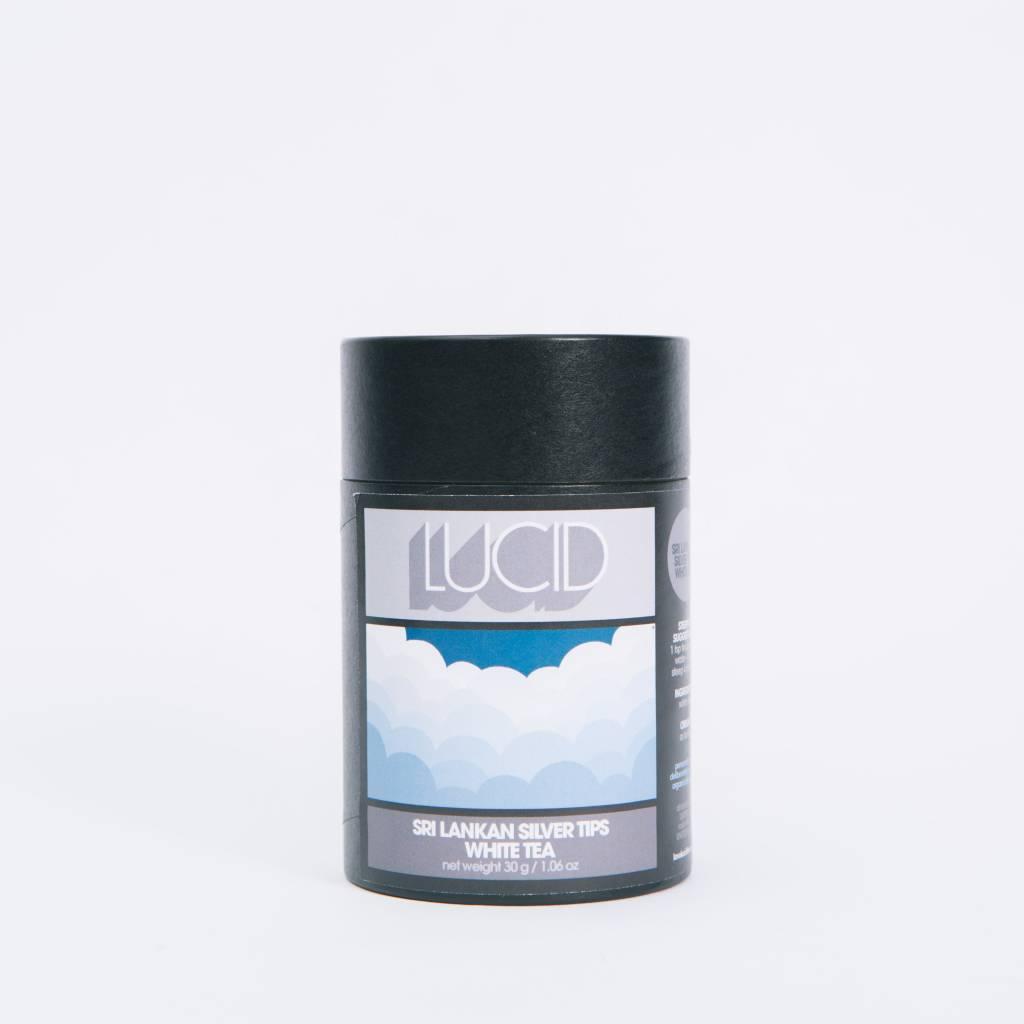 Lucid Tea Sri Lankan Silver Tips White Tea