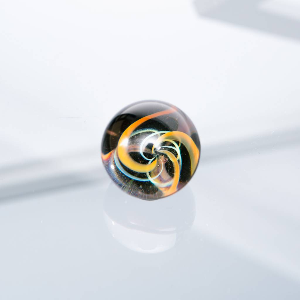 David Gibson Glass Orb