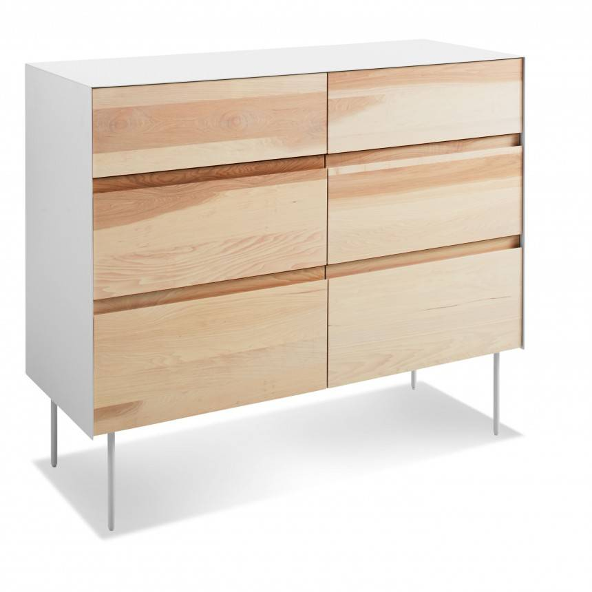 Blu Dot Clad 6 Drawer Dresser