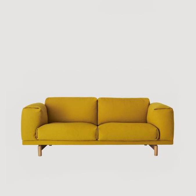 Muuto Muuto Rest Sofa 2 Seater