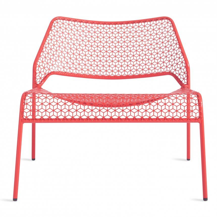 Blu Dot Hot Mesh Lounge Chair