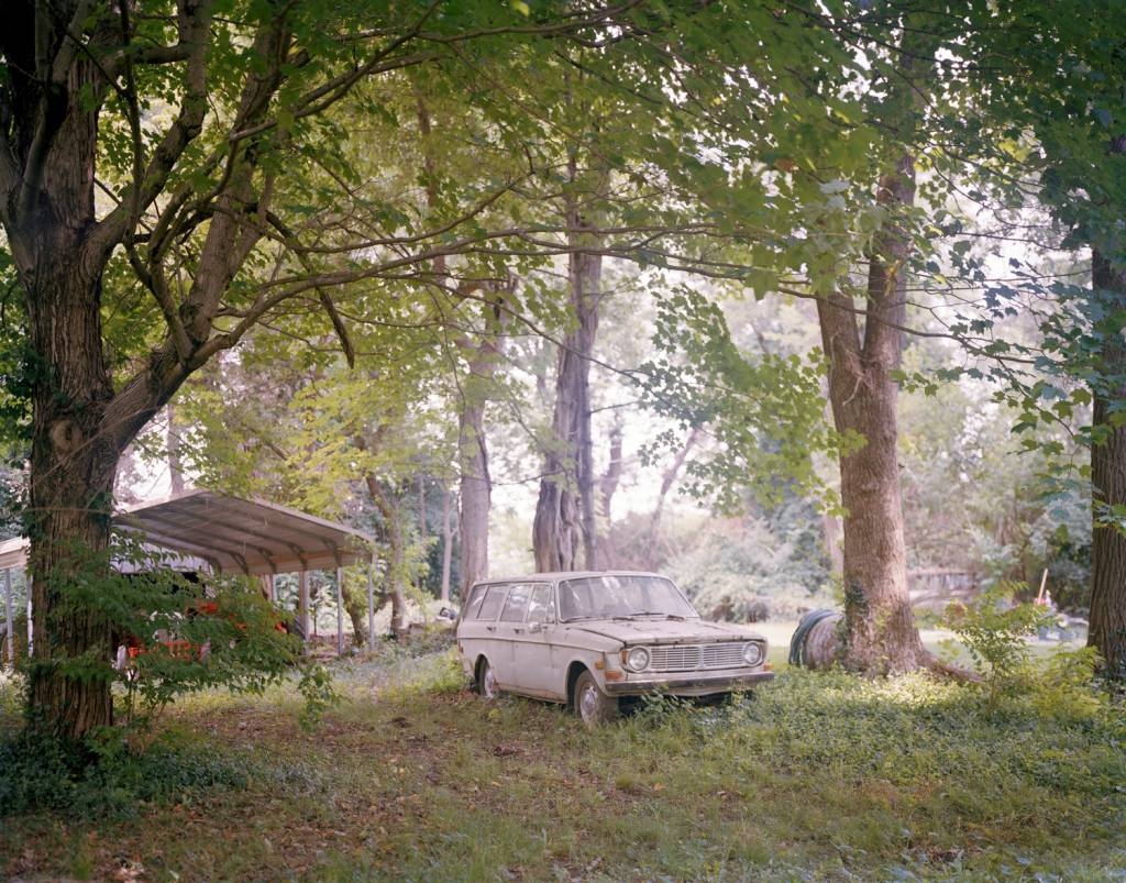 Caroline Allison Slickaway Road, 2016