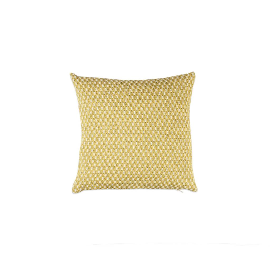 Hawkins NY Simple Woven Pillow - Diamond Weave