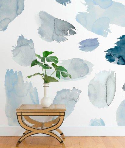 Calico Calico Wallpaper - Palette