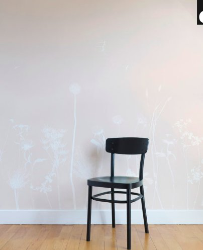 Calico Calico Wallpaper - Flora