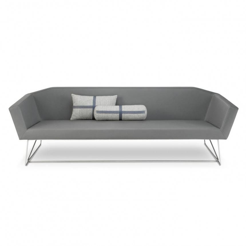 "Blu Dot Swept 87"" Sofa"