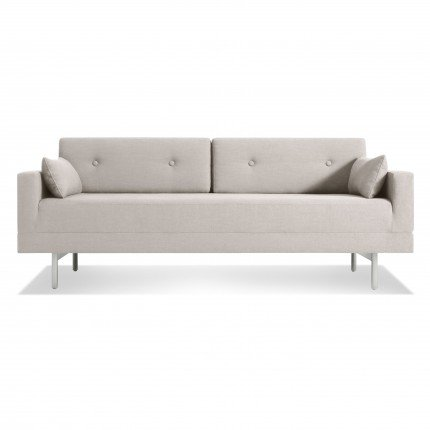 "Blu Dot One Night Stand 80"" Sleeper Sofa"