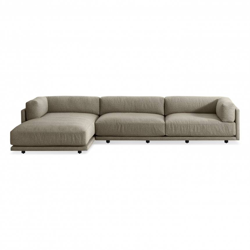Blu Dot Sunday Sofa w/ Chaise