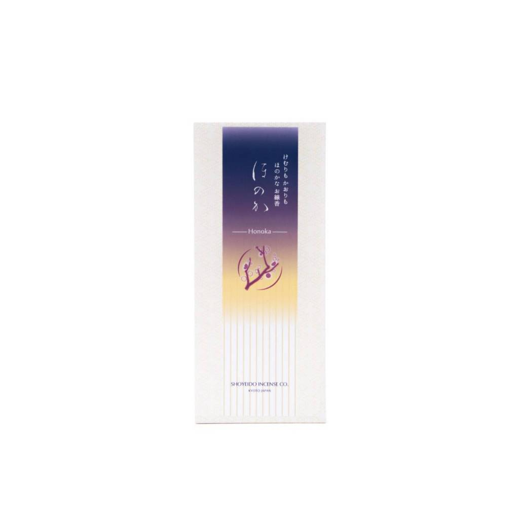 Shoyeido Honoka Low Smoke Incense 150 Sticks