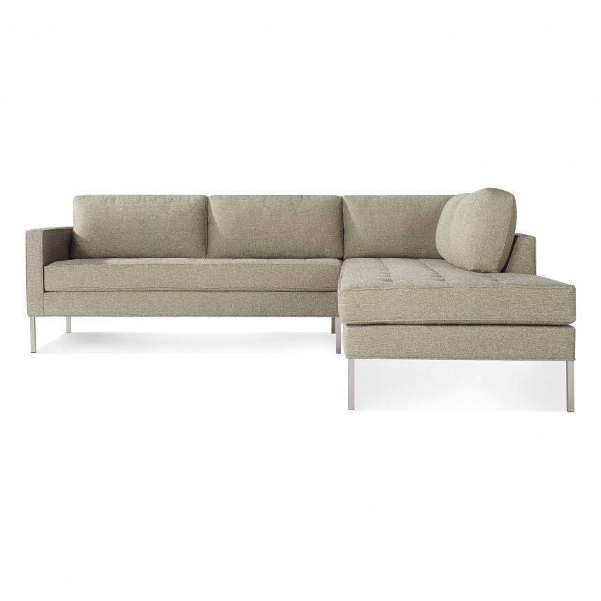 Blu Dot Paramount Right Sectional Sofa