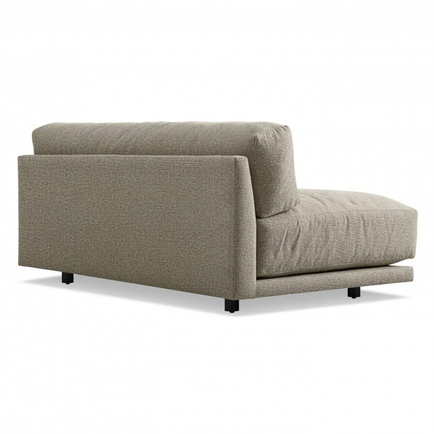 "Blu Dot Sunday 65"" Armless Sofa"
