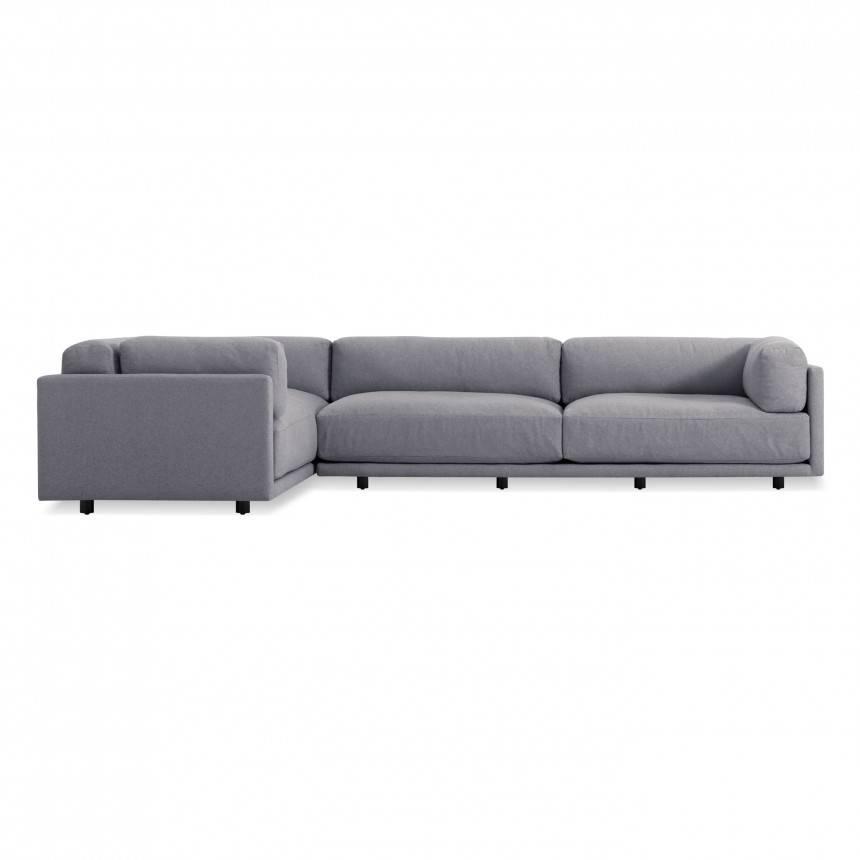 Blu Dot Sunday L Sectional Sofa