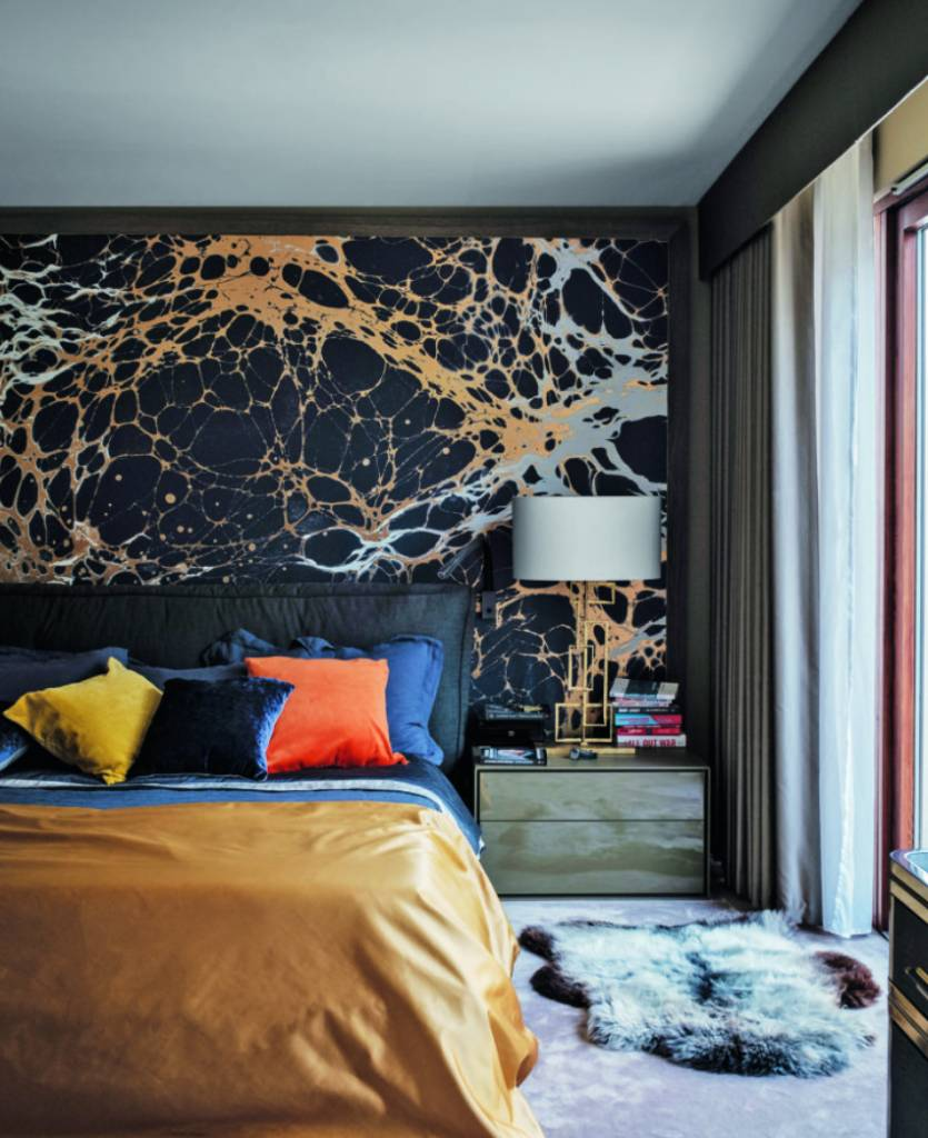 Calico Wallpaper Calico Wallpaper - Night