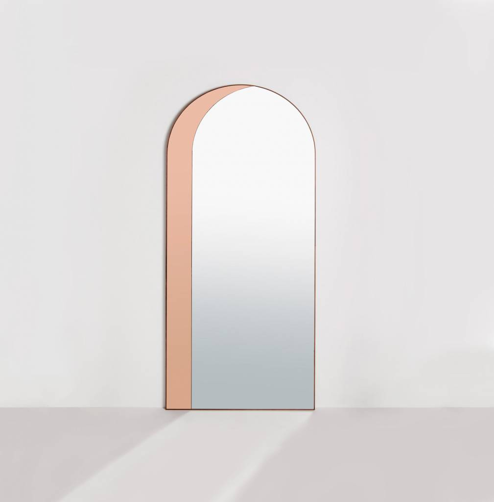 Bower Arch Floor Mirror