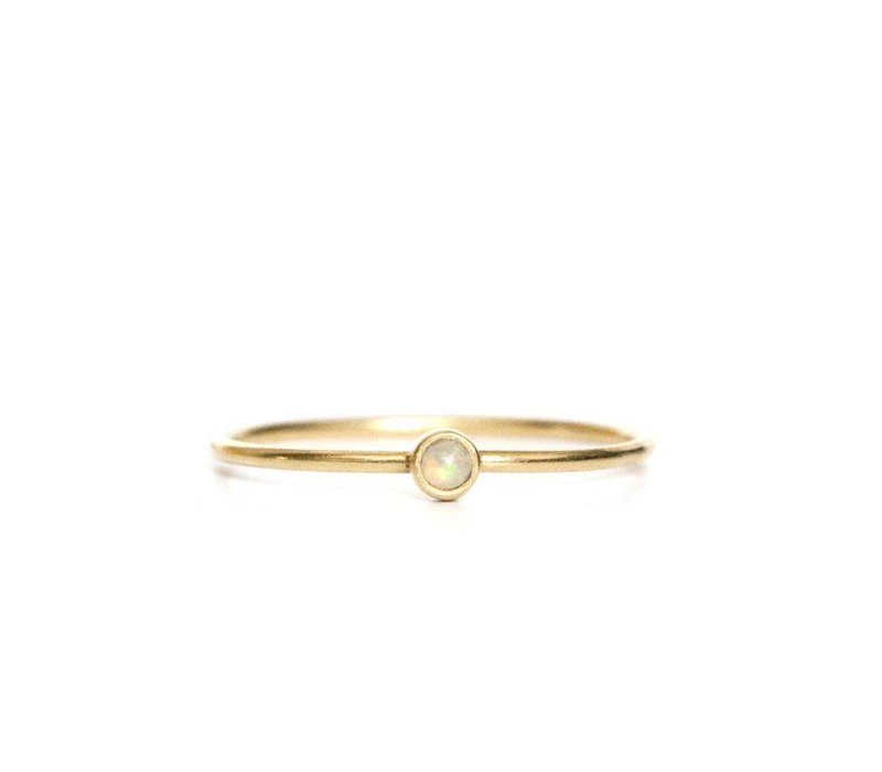 BAGUE DAINTY- OR