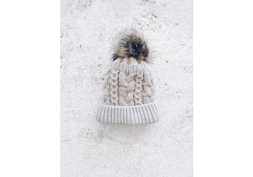 ORB TUQUE MARSHMALLOW O/S - AVOINE