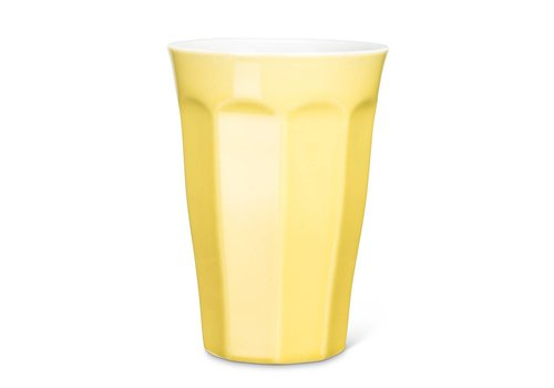 ABBOTT DINER TUMBLER YELLOW LARGE