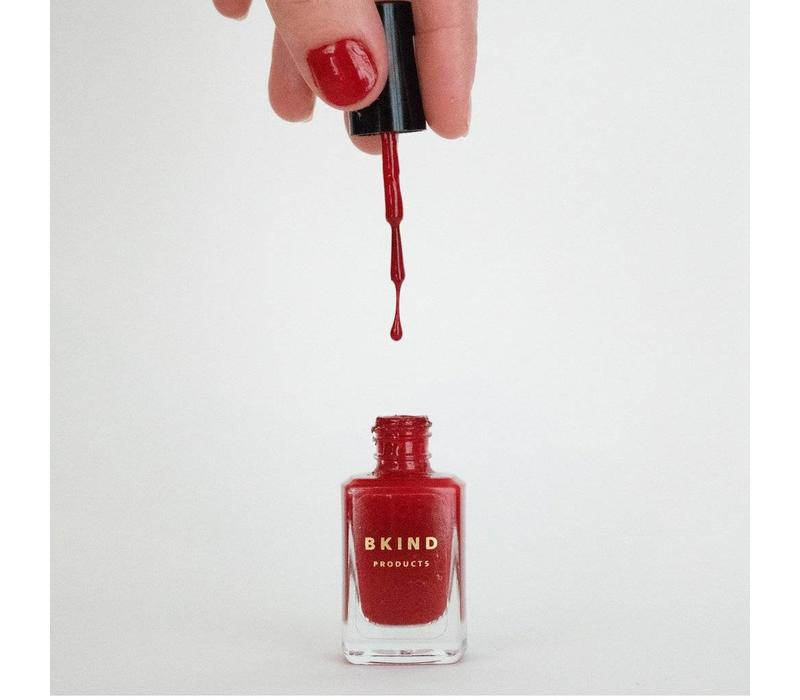 VERNIS À ONGLES- LADY IN RED