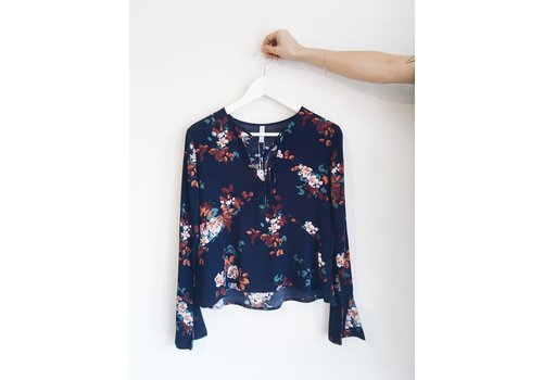 GENTLE FAWN BLOUSE DION