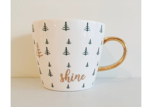BLOOMINGVILLE TASSE - SHINE