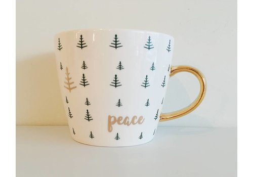BLOOMINGVILLE TASSE - PEACE