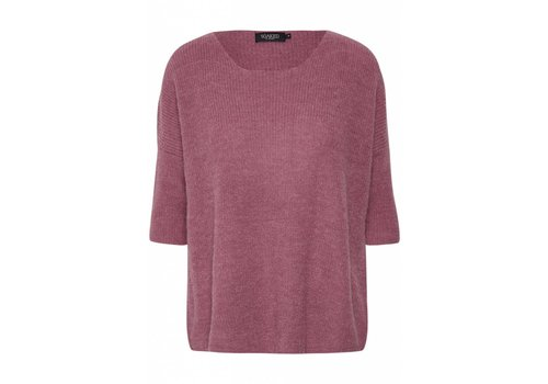 SOAKED IN LUXURY *DERNIÈRE CHANCE* TRICOT TUESDAY- ROSE- SMALL