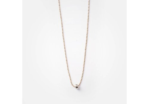 SI SIMPLE COLLIER MILA- OR