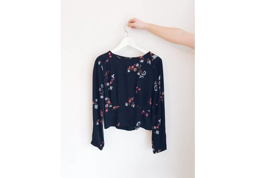 GENTLE FAWN BLOUSE GOLDIE- AVALON