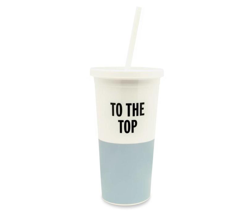 TASSE À CAFÉ FROID - TO THE TOP