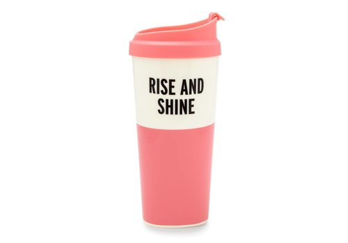 KATE SPADE TASSE À CAFÉ - RISE AND SHINE