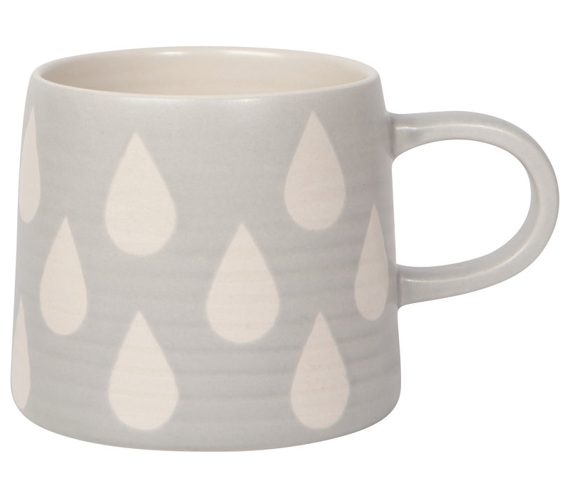 TASSE IMPRINT GRAY