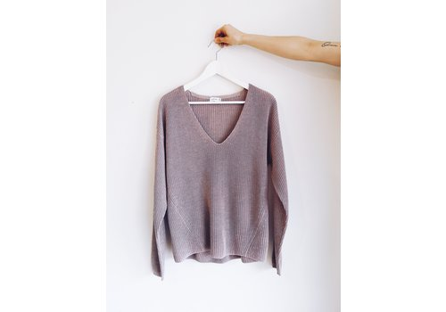 GENTLE FAWN TRICOT TUCKER - H.ROSE