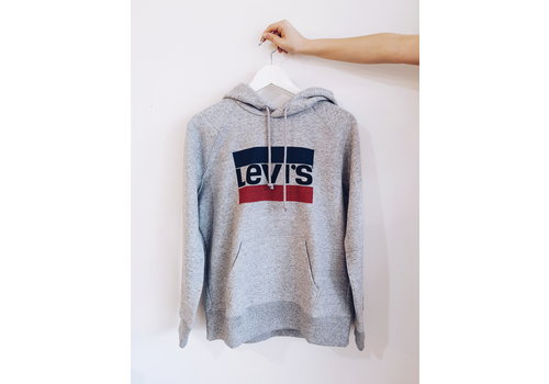 LEVIS CHANDAIL GRAPHIC SPORT - GRIS