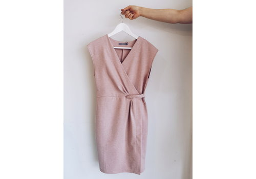 B.YOUNG *DERNIÈRE CHANCE* ROBE RIZETTA- ROSE - LARGE