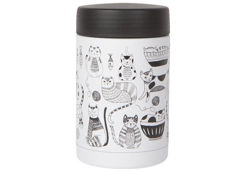 DANICA GRAND THERMOS - CATS PARTY