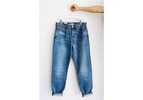 LEVIS *DERNIÈRE CHANCE* 31 - JEANS WEDGIE STRAIGHT LEG - OCEAN BLUE