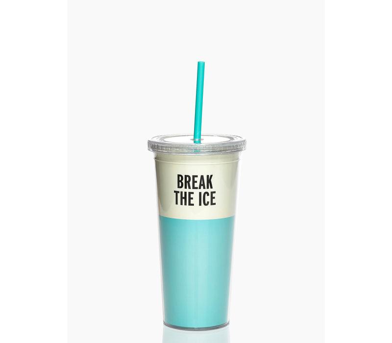 TASSE TUMBLER BREAK THE ICE