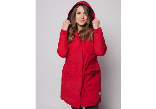 PENFIELD *DERNIÈRE CHANCE!* MANTEAU ROUGE MILLER - MEDIUM
